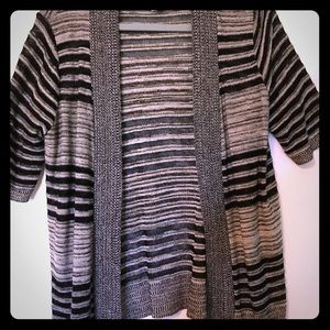 Christopher and Banks cardigan sweater